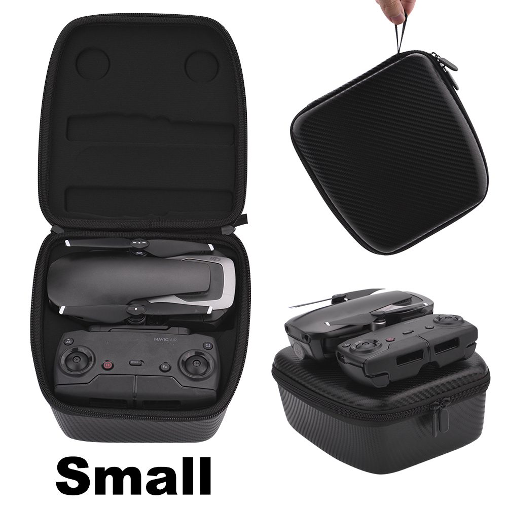 Carrying Case For DJI MAVIC AIR Portable Storage HandBag Outdoor Transport Box For Mavic Air Drone Controller Batteries Part