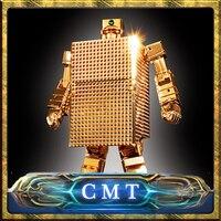 CMT Original Bandai Tamashii Nations GX 32G 24 Gold Lightan 24 Gold Plating Finish
