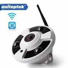 HD 1080 P WI-FI IP Камера Беспроводной Аудио видеонаблюдения камера с технологией Wi-Fi Fisheye 180/360 градусов панорамный Камера s Onvif TF слот для карт приложение CamHi