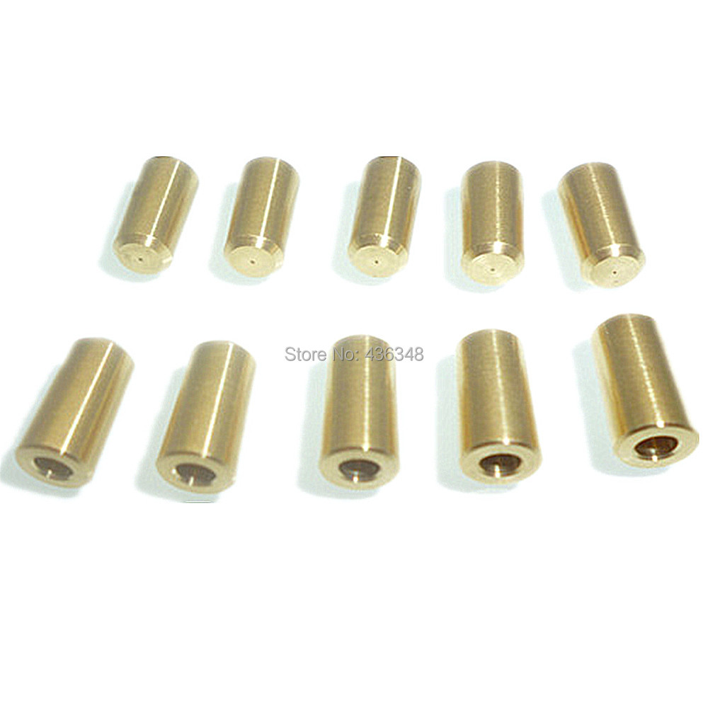 10pcs 3.17mm Motor Shaft Electric Motor Connecting Shaft Connect Fit ...