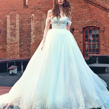 Fnoexw ball gown Wedding Dress 2019 sleeveless bridal gowns