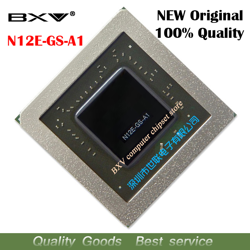 N12E GS A1 N12E GS A1 100 original new BGA chipset free shipping with full tracking