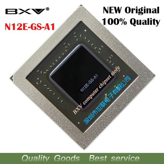 N12E GS A1 N12E GS A1 100% original new BGA chipset free shipping with full tracking message