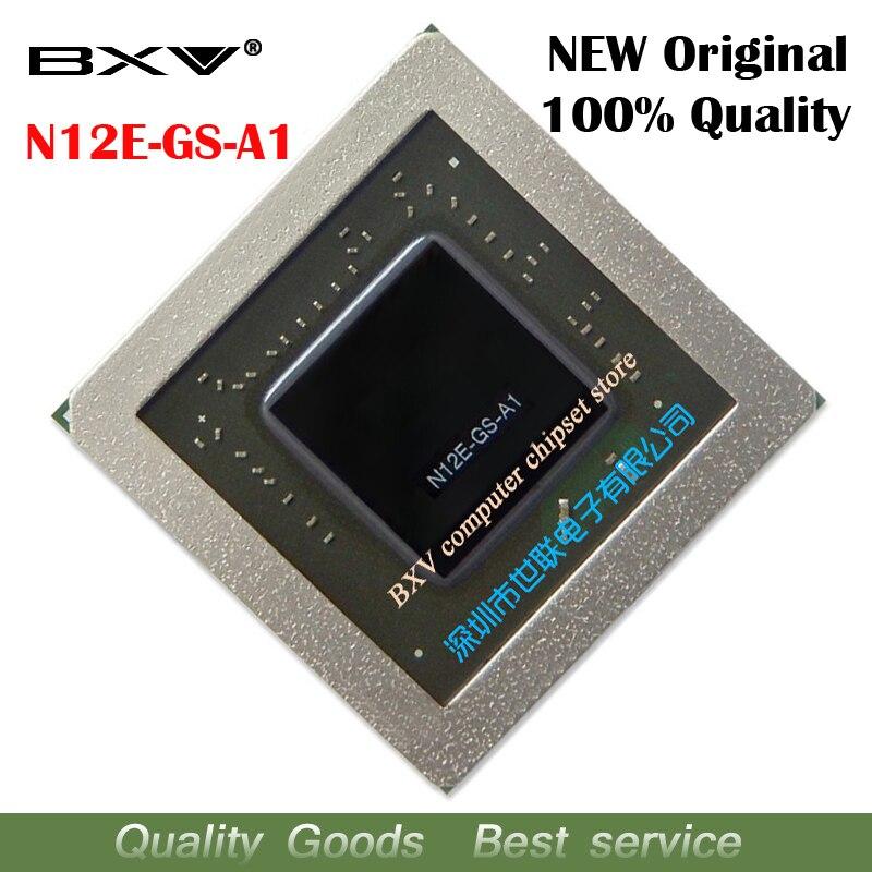 N12E GS A1 N12E gs A1 100% オリジナル新 bga チップセット送料無料でフル追跡メッセージ -    グループ上の 電子部品
