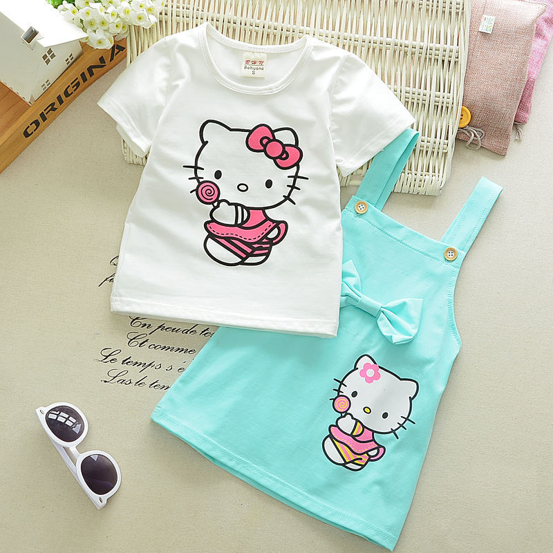 2pcs-Girls-Dress-Hello-Kitty-Lovely-Princess-Kids-Dresses-for-Girls-2017-Summer-Toddler-Girls-Clothing-Sets-Kids-Clothes-Z10-3