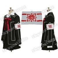 Vampire Knight Kurosu Yuki Day Class Uniform Cosplay Costume
