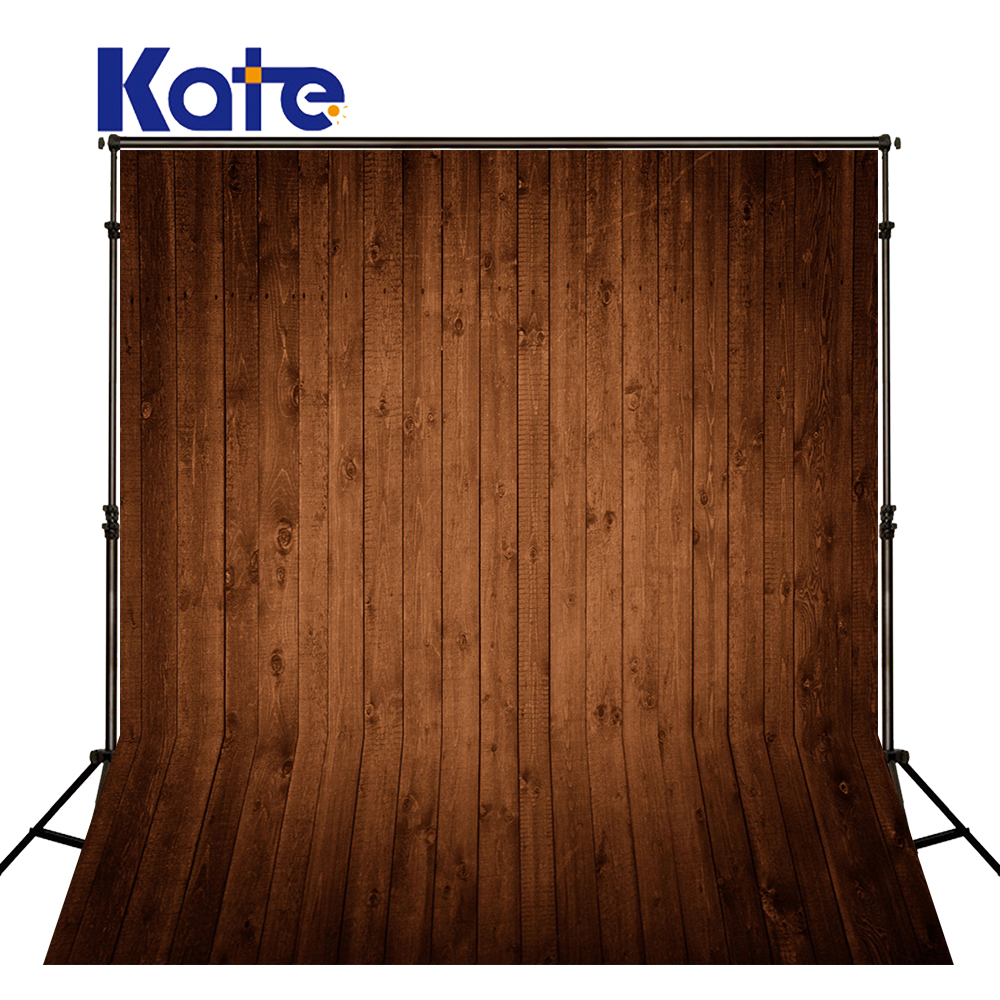 Kate Retor Wood Wall  Photography Backdrops Wooden Photography Background 5x7ft Children Painted Microfiber Backdrops our kate