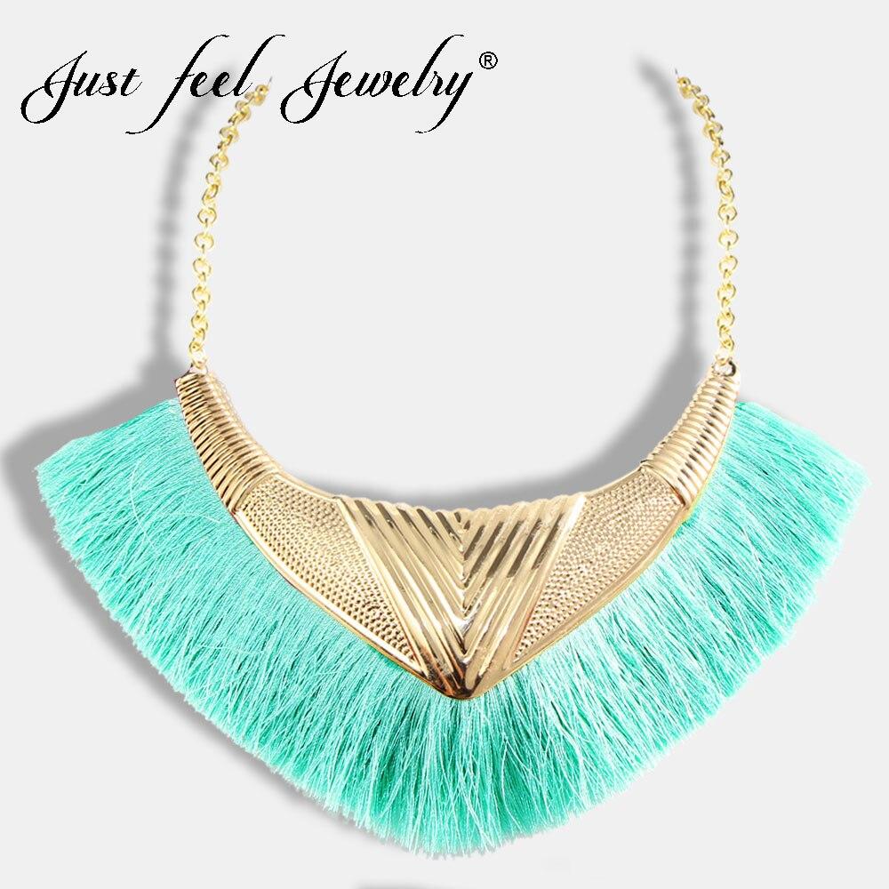 c64b449d54 Find Me 2019 Brand Fashion Wholesale Long Tassels Collar Choker ...