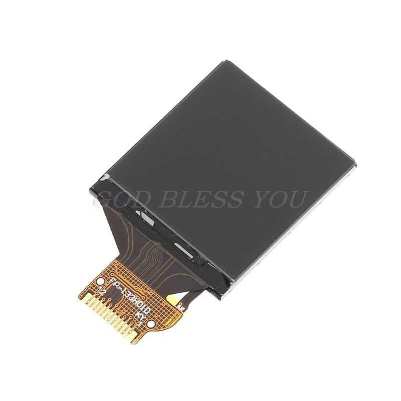 IPS 1,3 pulgadas 3,3 V 12PIN SPI HD pantalla TFT a todo Color ST7789 unidad IC 240*240