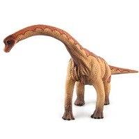 Dinosaur Mini Model Brachiosaurus In Plastic ABS Safety for Children Gift Funny Toys Jurrasic World Simulation Dinosaur Toy