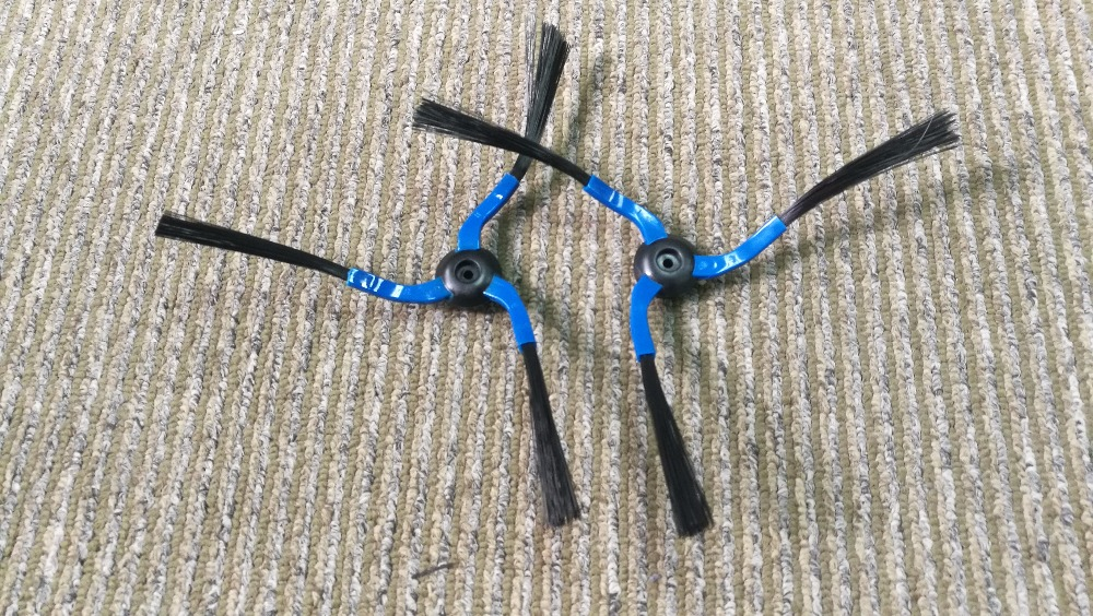 2 Pieces Replacement Side Brush for Samsung Navibot SR8730 SR8750 SR8824 Cleaner Side Brush холодильник side by side samsung samsung rs 57 k4000ww