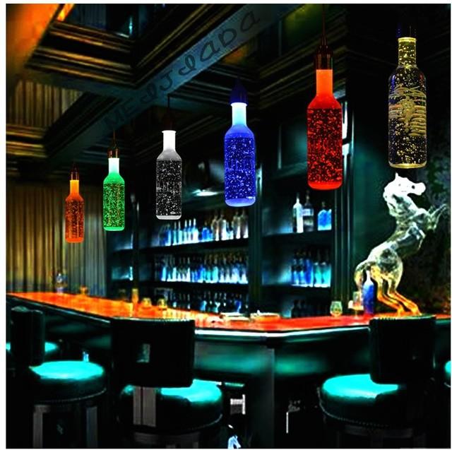 Stained glass stylish bar restaurant chandelier chandelier modern ...