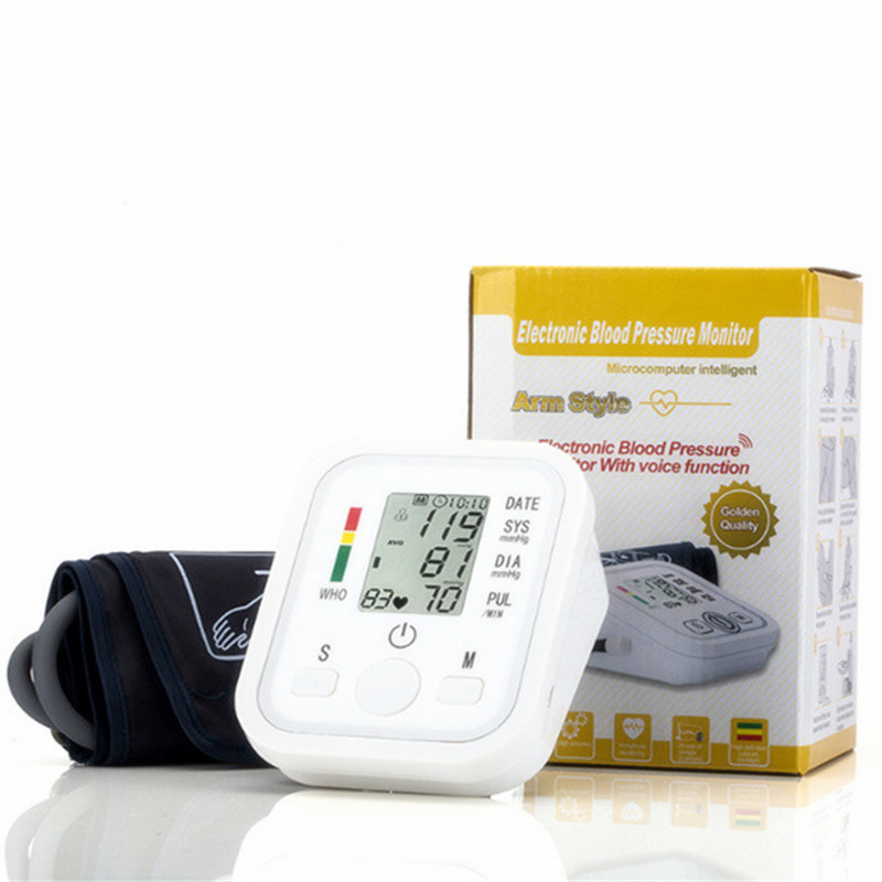 2017 New Household Health Monitors arm Blood Pressure ...