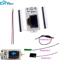 433MHz 0.96 OLED ESP32 Development Board LoRa Module Wifi Transceiver IOT SX1278 Antenna 1.25mm JST Connector