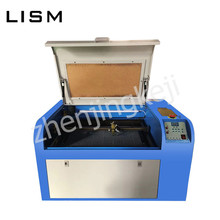 High Quality Laser Engraving Machine Acrylic Crafts CNC Cutting Power 50W Single Head Engraver