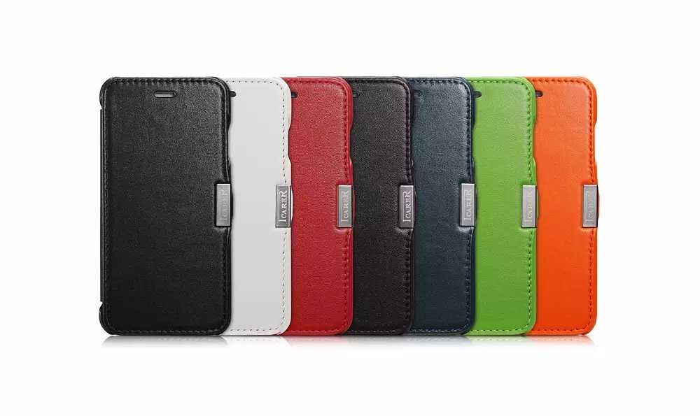 For iphone 6 6s plus flip case mobile phone leather case (1)