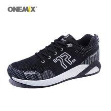 ONEMIX Retro Sport Sneakers Outdoor zapatillas hombre deportiva Breathable Run Sneaker Men's Running Shoes Black Men's Sneakers onemix men s running shoes breathable zapatillas hombre outdoor sport sneakers lightweigh walking shoes plus size 39 47 sneakers