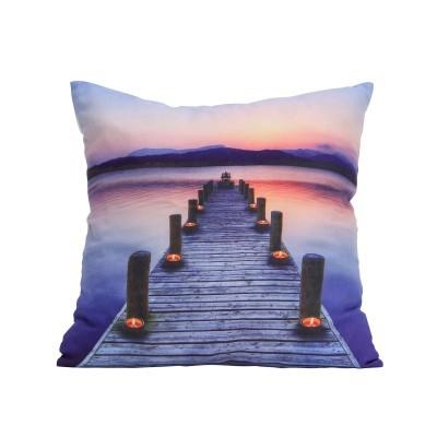 Printed LED Luminous Pillowcase