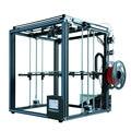 Venta caliente Tronxy X5SA 3D DIY kit de impresora de metal completo 3,5 pulgadas de pantalla táctil de alta precisión de nivelación automática PLA filamento de la como regalo