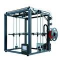 Venta caliente Tronxy X5SA 3D kit de impresora DIY Full metal 3,5 pulgadas pantalla táctil de alta precisión Auto nivelado PLA filamento como regalo