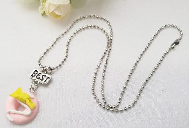 Online Shop Kids Jewelry 3 Children Best Friends Forever Pendant