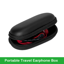 Original Fashion Portable Travel Earphone Box Cheapest Storage Case Bag Headphone Accessories Headset Storage Bag High-quality