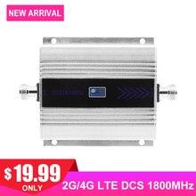 4G DCS 1800 МГц 2G Сотовая связь усилитель сигнала мини ЖК-дисплей Дисплей мобильный телефон полезной нагрузки сигнала Интернет Связь ретранслятор/
