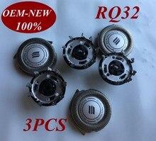 Сменное лезвие для бритвы Philips, 3 шт., RQ32, RQ11, RQ371, RQ380, RQ1150, RQ1180, RQ1160CC, RQ1180CC, RQ1131, RQ1175, RQ1195