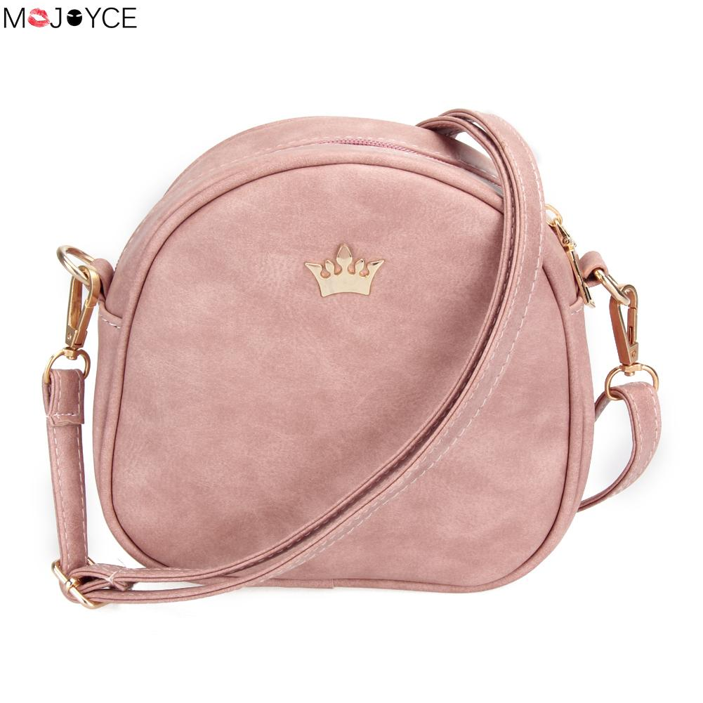Hot Sale Casual Small Women Bag imperial crown Designer Messenger Bags Ladies Shoulder Crossbody Bag Female PU Leather Handbags hot sale 2017 vintage cute small handbags pu leather women famous brand mini bags crossbody bags clutch female messenger bags