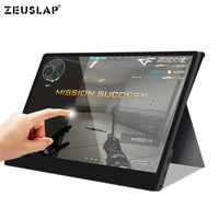 13.3 15.6 Inch Portable Monitor 1920*1080P IPS LCD Screen Display Touch Screen for PS3/PS4 HDMI XBOX monitor