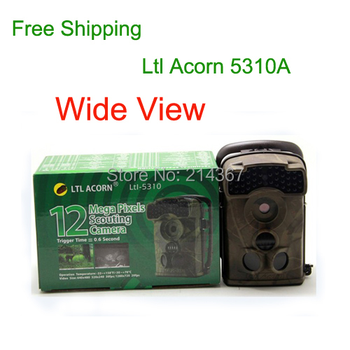 LtlAcorn Ltl5310A Outdoor Wide View Wildlife Scouting Cameras Wild Cameras for Hunter