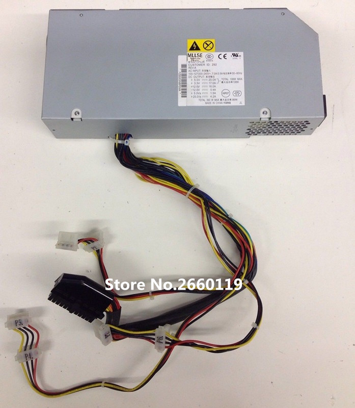 Power supply for G4 API1PC36 PSCF401601B(C) 614-0224 360W fully tested