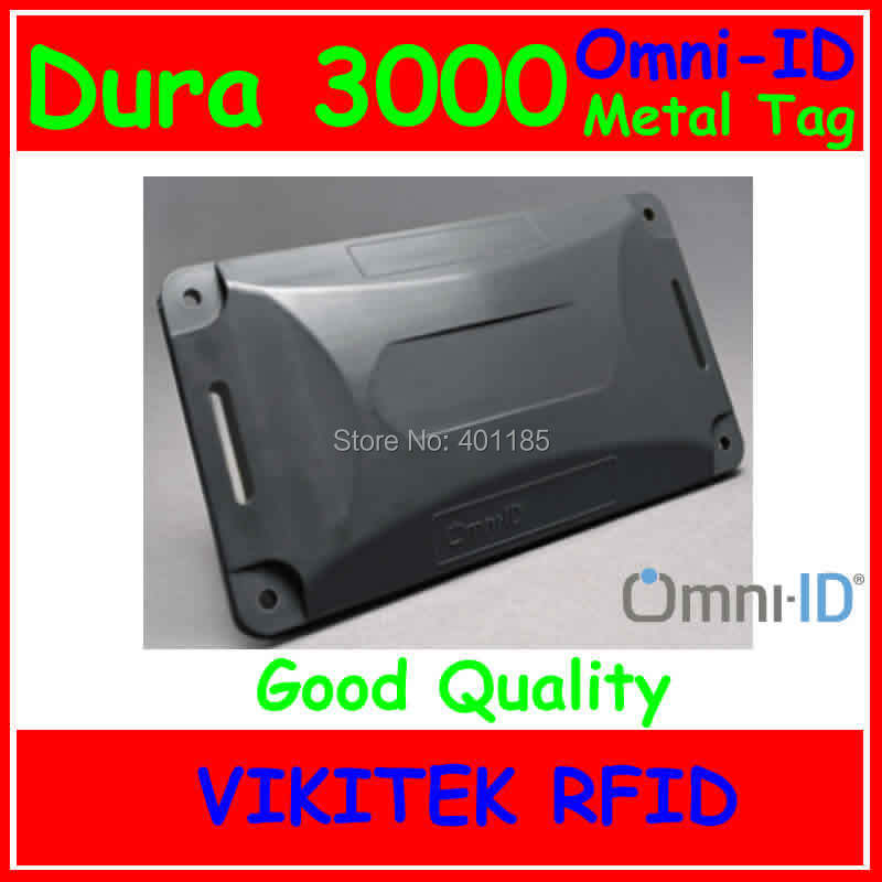 Omni-ID Dura 3000 UHF RFID  metal tag 860-960MHZ 915M EPC C1G2 ISO18000-6C Dura3000 Cargo and container tracking lone wolf and cub omni vol 6