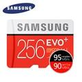 SAMSUNG EVO Plus Memory Card 32GB SDHC 80mb/s Class10 Micro SD C10 UHS-I TF/SD Cards Trans Flash SDXC 64GB 128GB 256GB free ship