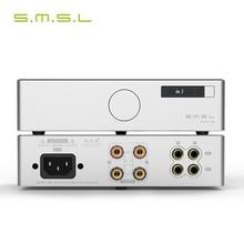 SMSL DA-8 ICE power 50ASX2 NJW1194 Hi-Res Настольный Высокоэффективный цифровой усилитель мощности DA8