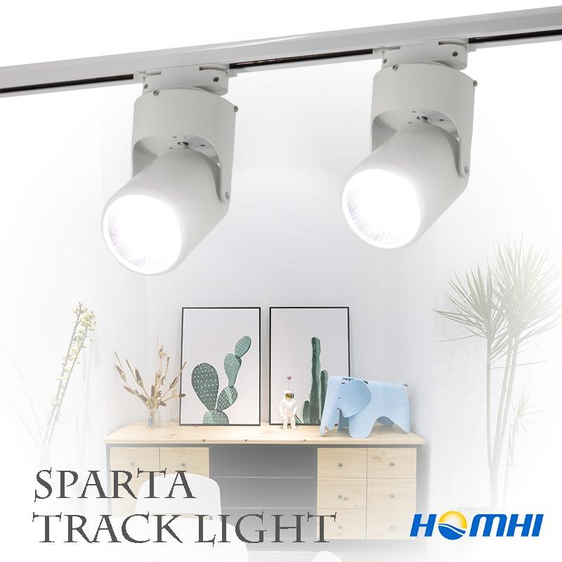 LED track light track lamp COB Rail spotlight 10w Clothing shes shop Store home lighting for Pendant Kitchen livingroom bedroom