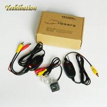 Yeshibation RCA Sem Fio/AUX Kit Receptor Transmissor de Vídeo Para Suzuki Aerio Liana Hatchback DVD Do Carro Monitor de Visão Traseira