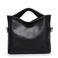 High quality leather bag Women new fashion handbags tote bucket bags famous designer brand handbag ladies leather shoulder bags
