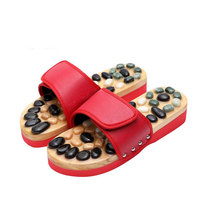 Hot Sale Foot Massage Slipper Acupuncture Therapy Massager Shoes Feet Health Care Acupuncture Health Sandals acupuncture