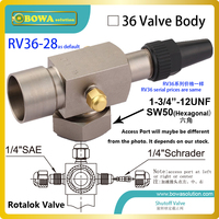 Rotalock Valves are typically installed on Compressors and Pressure Vessels  such as liquid  recievers and oil reservoirs