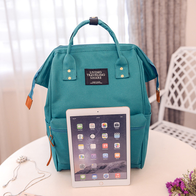 Fashion Women Backpacks Female high quality School Bag For Teenagers Girls Travel Big Space Backpack 2
