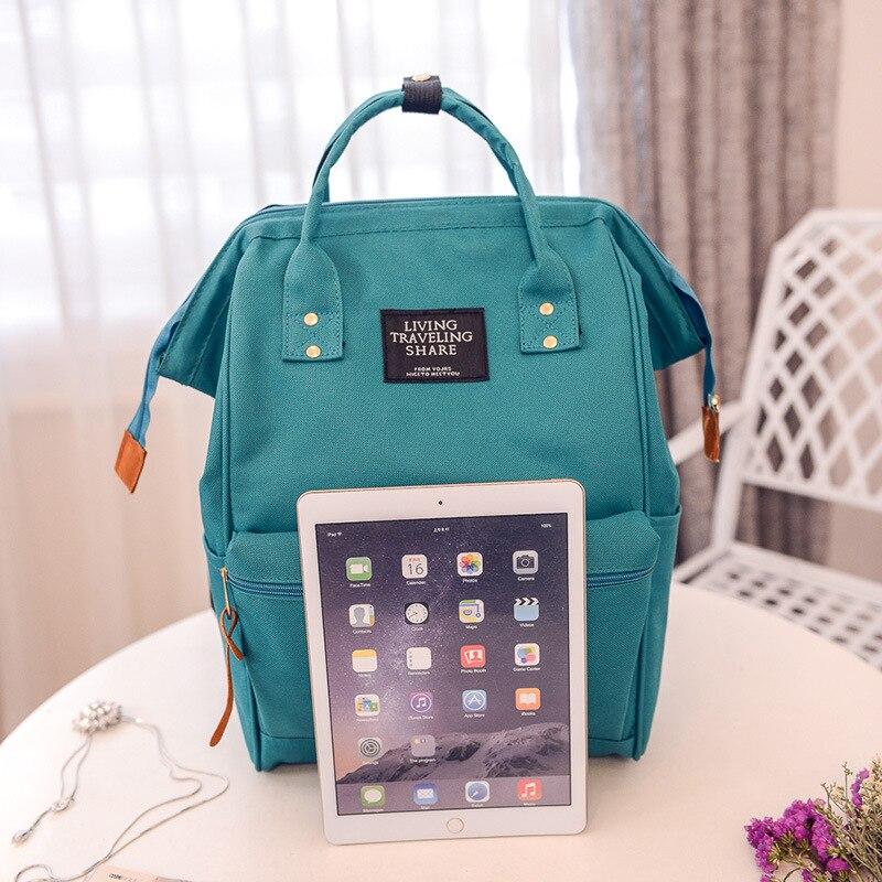 Fashion Women Backpacks Female High Quality School Bag For Teenagers Girls Travel Rucksack Big Space Backpack Mochila Infantil #3