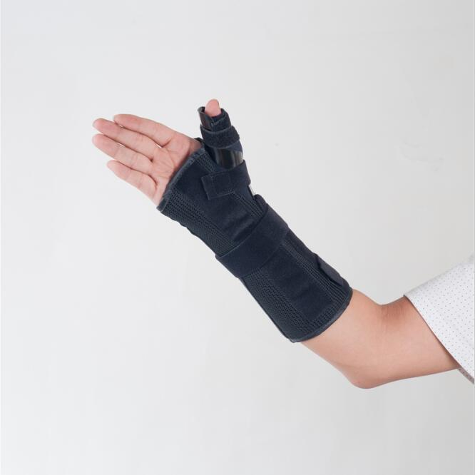 Free Shipping Strong Medical Wrist brace Thumb Orthosis Orthopedic Supplies Fracture Brace Medical Brace Assist Medical Product
