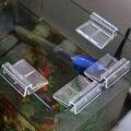 1Set/4Pcs Aquarium Acrylic Clips Glass Cover Support Holders Fish Tank 6/8/10/12mm Fish & Aquatic Pet Supplies