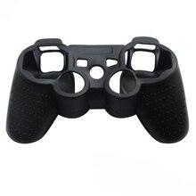 Защитный Силиконовый Чехол для PS3 Беспроводной Игровой Контроллер Bluetooth Джойстик, Геймпад