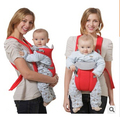 Free shipping Baby Carrier sling wrap Rider Infant Comfort backpack