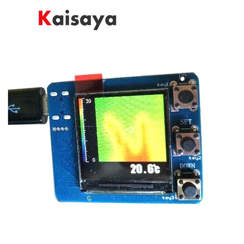 new AMG8833 IR 8x8 infrared thermal imager array temperature sensor module  development DIY Suite T0594