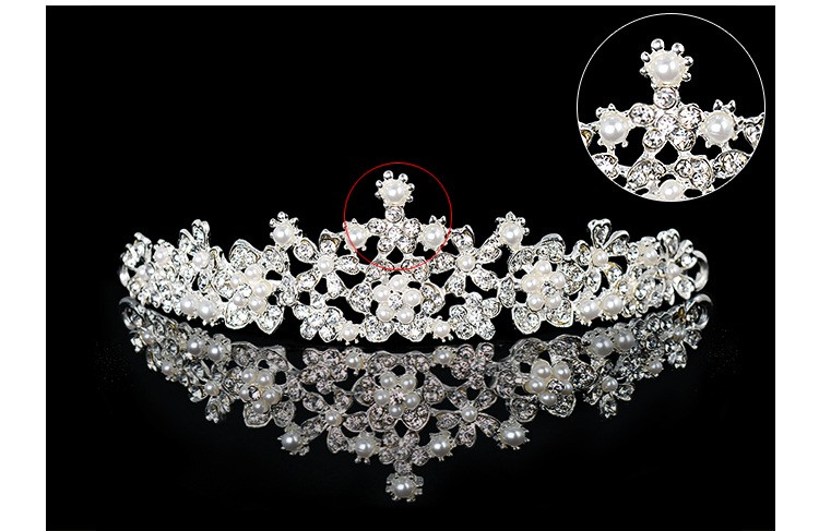 HTB1EVgDLXXXXXaPXVXXq6xXFXXXL Magnificent Bridal Prom Pageant Crystal Inlaid Queen Tiara Crown - 2 Styles