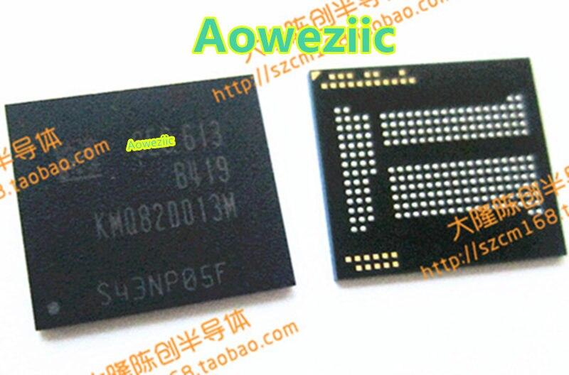 (1PCS) (2PCS) (5PCS) (10PCS) 100% New original  KMQ820013M-B419 BGA  Memory chip  KMQ820013M B419 1pcs 2pcs 5pcs 10pcs 100