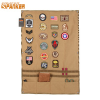 EXCELLENT ELITE SPANKER Outdoor Military Post Chapter Hunting Army Patches Badge Fabric Stickers Cloth Tactical Accessories